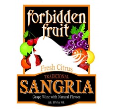 Forbidden Fruit Sangria - Red